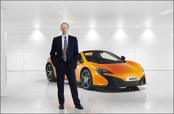 New models drive McLaren automotive to record results