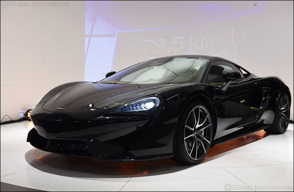 McLaren Doha Unveils the First Car in the Sports Series Range to VIP Audience