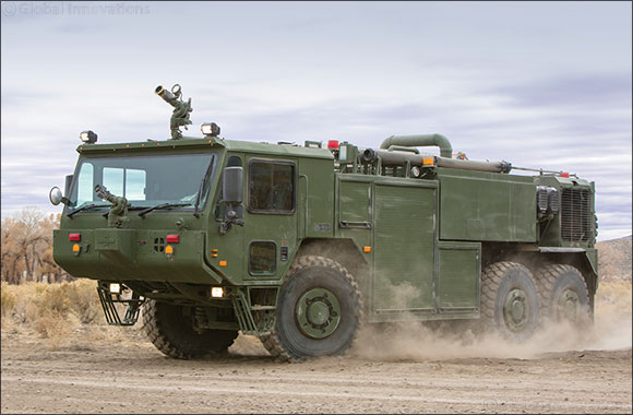 Oshkosh Defense's Next Generation of Light Vehicles Provides Unprecedented Air Transportability and Survivability