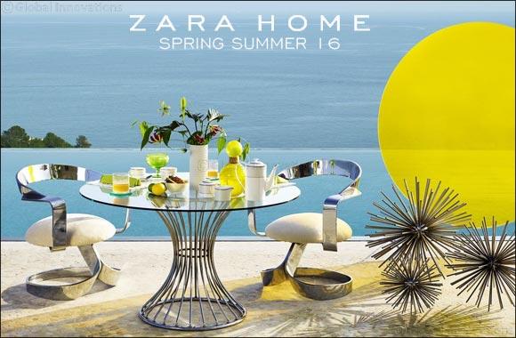 Zara Home Spring-Summer 2016