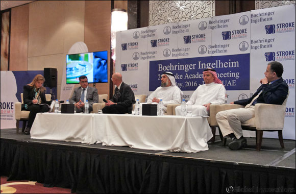 Boehringer Ingelheim extends its global Angels initiative to Middle East and Africa to improve treatment of stroke patients