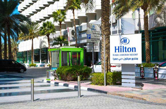 Jumeirah Beach Residence and GreenParking partner to Optimise Visitor Parking Experience