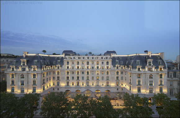 The Peninsula Paris receives the acclaimed 'Palace' distinction