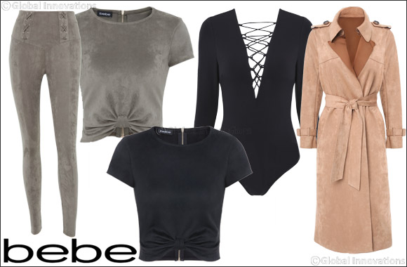bebe's Fall-Winter 2016 Collection