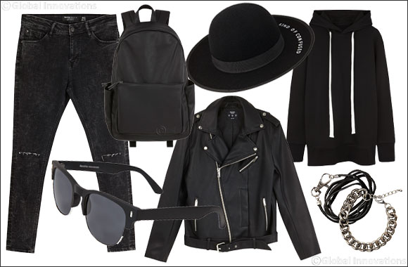 #bershkatrend TOTAL BLACK for MAN!