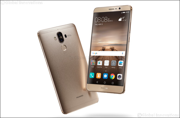 The highly anticipated Huawei Mate 9 launches, bringing maximum performance and powerful innovation to the UAE