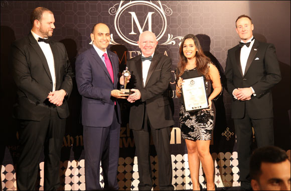 O2 wins Customer Delight Award and Business Leader Award at MENAA 2016