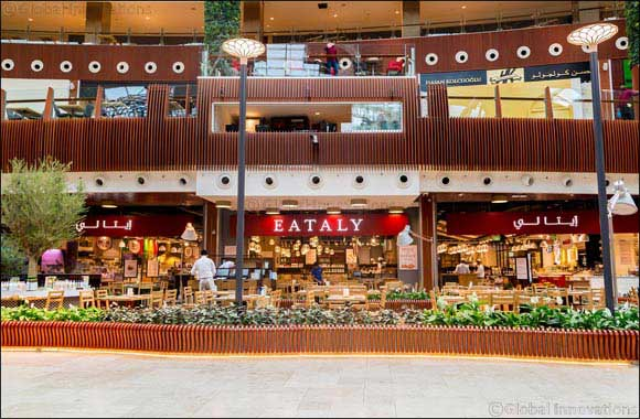 Azadea Opens the First Eataly Store in Qatar