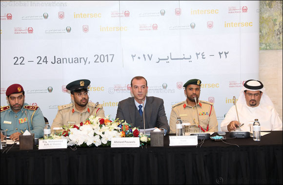 Updates in UAE codes for Fire Safety and Life Protection completed and to be announced at Intersec 2017 – Dubai Civil Defence