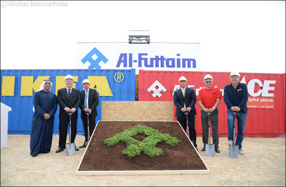 Al-Futtaim Launches Second Mixed Use Development in the UAE