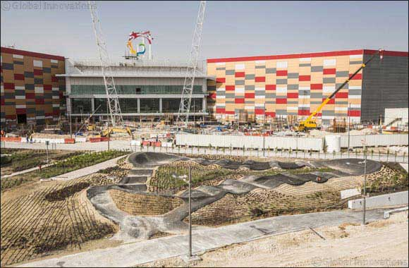Doha Festival City continues to establish its position as ultimate leisure and entertainment destination with Leisure Trail Surrounding the Project