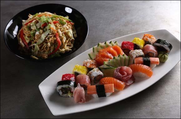 All-new Sushi Bar 'rolls' out at Novo Cinemas, Mall of Qatar