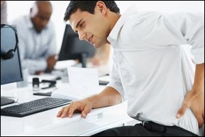 Lose the Back Pain at Work