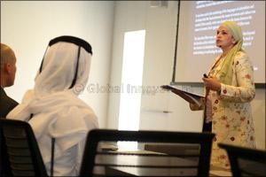 Muslim U.S. Scholar Focuses on Women Empowerment Under Islamic Law