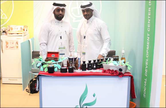 NAMA Center participates in the 5th Qatar  International Agricultural Exhibition 'Agriteq 2017'