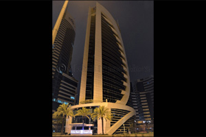 Doha Bank switches off for Earth Hour