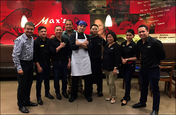 Max's Popular Filipino Restaurant Launches New Menu in Qatar