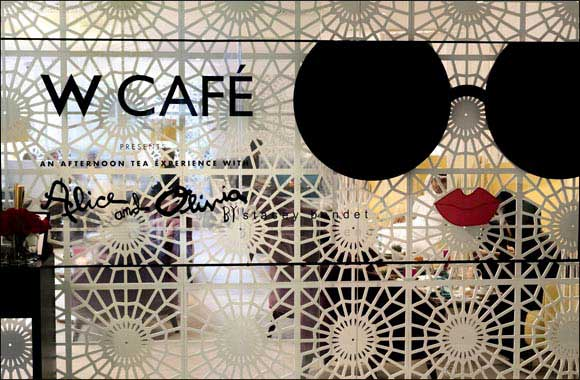 Alice + Olivia by Stacey Bendet takes over the W Café Doha