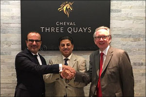Cheval To Open in Qatar, Cheval West Bay ApartHotel