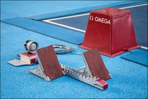 OMEGA to serve as Official Timekeeper of the Diamond League in Doha