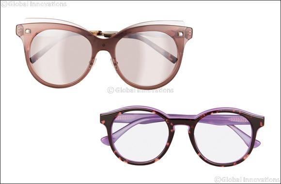 Calvin Klein platinum Eyewear