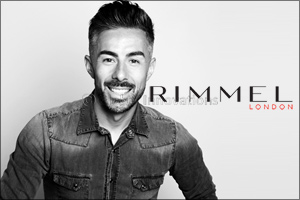 Coty Inc. Introduces James Molloy as Rimmel London's New Global Make-up Ambassador