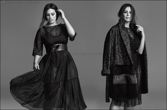 Marina Rinaldi : Ashley Graham continues her role as the face  of the brand for the Fall/Winter17 campaign.