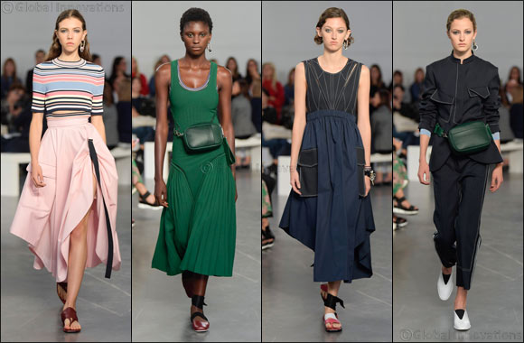 Sportmax : Spring / Summer 2018 collection.