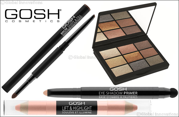 New Must-Have Beauty Products from GOSH this October