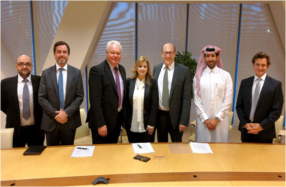 MEEZA, FUJITSU AND VAUBAN ANNOUNCE A MOU TO DELIVER NEXT GENERATION DIGITAL TRANSFORMATION IN QATAR
