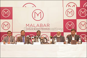 Malabar Gold & Diamonds makes historic gain Opens 11 showrooms in a day across 6 countries; Crossing ...