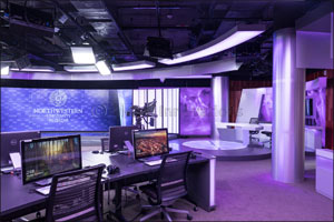 International Media Professionals Visit NU-Q