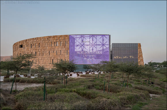 Northwestern Education Scholars Visit Doha