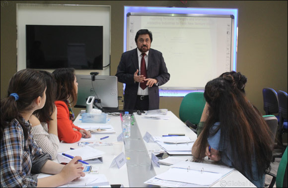 Skyline University College organized a 3-Day Boot Camp for GIFT University, Pakistan students