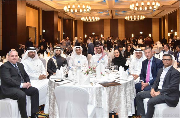 al khaliji gives recognition to long-serving and  outstanding employees during its annual staff gathering