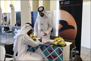 al khaliji Announces its participation at Qatar University's 12th Annual Career Fair