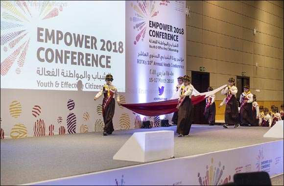 EMPOWER 2018 gets underway under the theme 'Youth and Effective Citizenship'