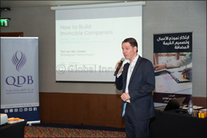 QDB successfully conducts �Business modeling' course