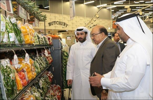 "Al Meera launches ""Products from Qatar'' initiative at Al Meera Hypermarket, Hyatt Plaza"