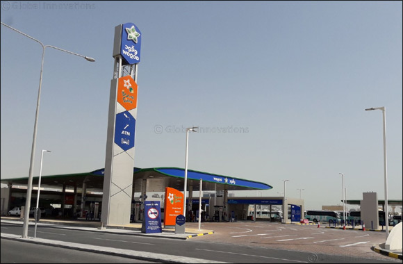 """WOQOD"" Inaugurates New Salata Petrol Station"