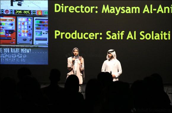 NU-Q Students Showcase Film Projects at Studio 20Q Premiere