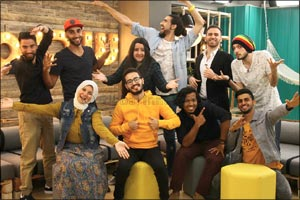 Sadeem, the biggest digital series in the Arab world, announces its Top Ten finalists