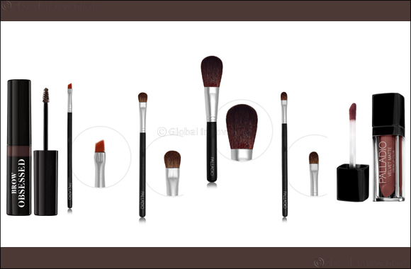 Palladio Beauty - a Professional Line of Botanical & Vitamin-Infused Cosmetics