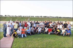 al khaliji hosts their 6th Annual clay shooting competition in Doha
