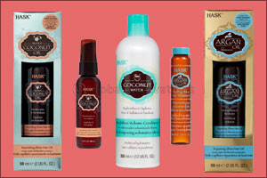 Healthy Hair with HASK