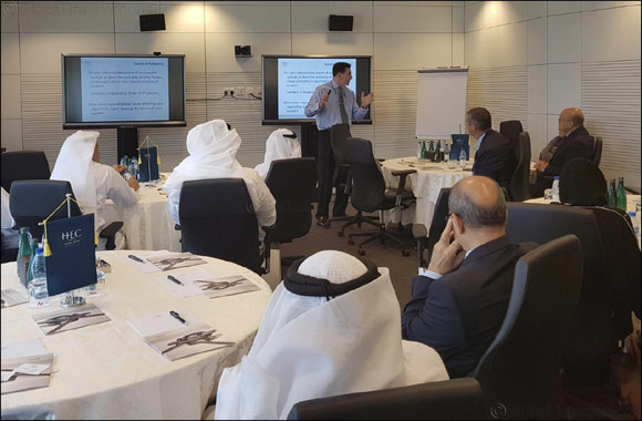 Al Khaliji in association with HEC Paris hosts Masterclass for its Valued Customers