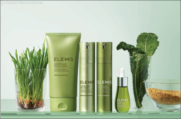 Elemis Super Food Skin Care Range