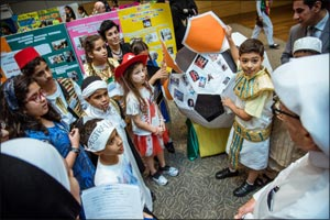 Education Above All (EAA) Foundation and Qatar University empower students through Project Based Lea ...