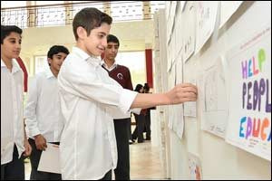 Education Above All (EAA) Foundation continue the exhibition at W Hotel to celebrate major milestone ...