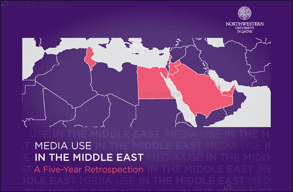 Five-Year Retrospection of Media Use in the Middle East